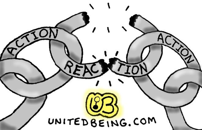 UB Karmic Chain